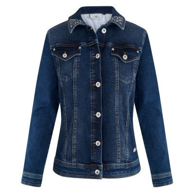 "Jeansjacke ""Spring break"""