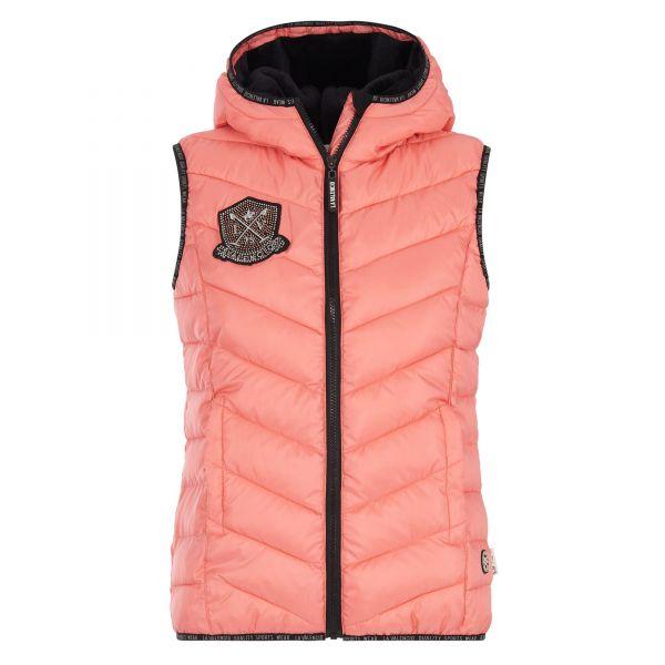 """La Valencio Weste """"Kendra"""" salmon pink"""