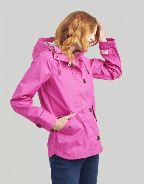 """Tom Joule Regenjacke """"Coast"""" in pink"""