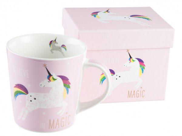 "Tasse ""Pink Unicorn"""