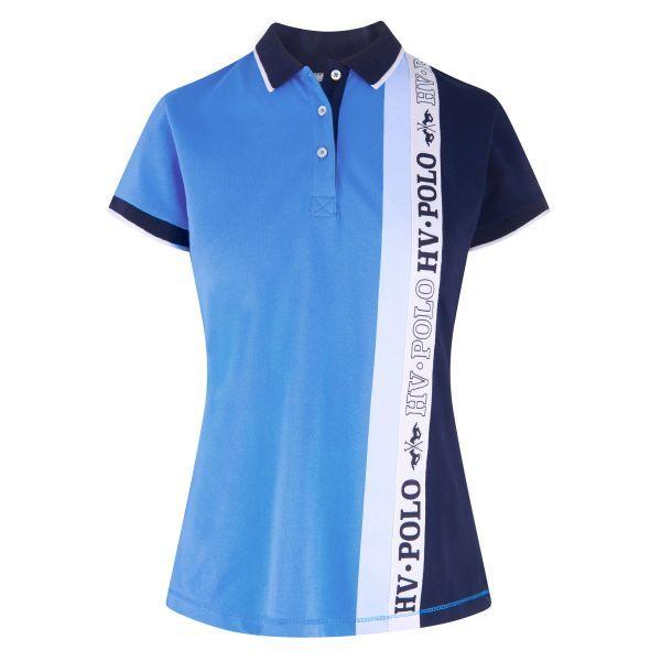 "HV POLO Shirt ""Sandra"" cobalt"
